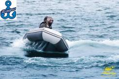 Мастер лодок Аква 3400 НДНД. 2018 год год, длина 3,40м., двигатель без двигателя