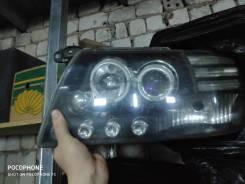 Фара. Mitsubishi Pajero, V63W, V64W, V65W, V68W, V73W, V75W, V77W, V78W Двигатели: 4D56T, 4M41, 6G72, 6G74, 6G75
