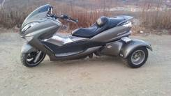 Yamaha Majesty. 250 куб. см., исправен, птс, без пробега