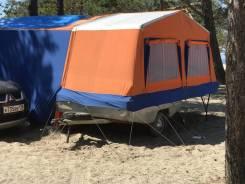 Скиф-М2. Продам прицеп палатку Скиф 2м, 1 000куб. см.