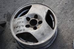 "Honda. 5.5x15"", 5x114.30, ET55, ЦО 64,0мм."