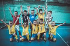 """Школа футбола """"Лучики"""". Набор детей от 4 лет во Владивостоке"""