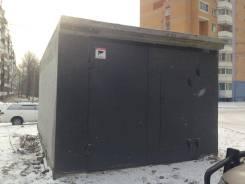 Гаражные блок-комнаты. переулок Байкальский 5, р-н Индустриальный