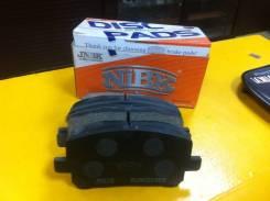 Колодки тормозные NiBK Nissan Иркутск PN2435