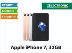 Apple iPhone 7. Новый, 32 Гб, Золотой, Черный, 3G, 4G LTE, Защищенный, NFC
