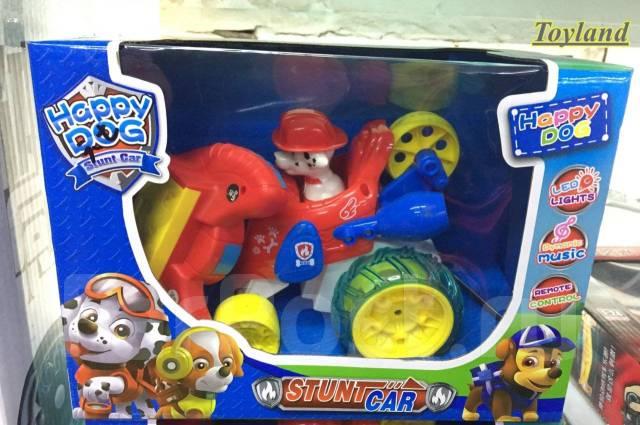 Щенячий патруль игрушки владивосток