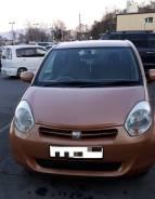 Toyota Passo. Без водителя