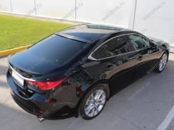 Спойлер на заднее стекло. Mazda Mazda6, GH L5VE, L813, LF17, LFDE, R2AA, R2BF
