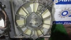 Вентилятор охлаждения радиатора. Honda Fit, GD1 Двигатель L13A