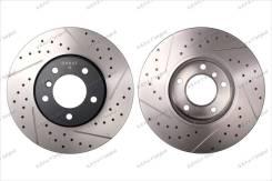 Диск тормозной. BMW: X1, 1-Series, 2-Series, 4-Series, 3-Series, 3-Series Gran Turismo Двигатели: N20B20, N46B20, N47D20, B38B15, B47D20, N13B16, B48B...