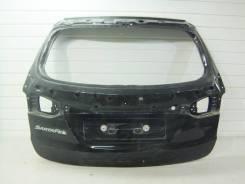 Крышка багажника. Hyundai Santa Fe, DM Двигатели: D4HA, D4HB, G4KE