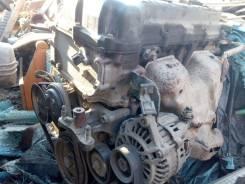 ДВС QG15DE, механическая заслонка