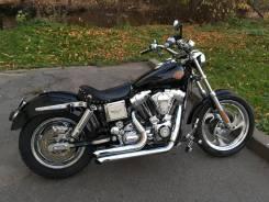 Harley-Davidson Dyna Super Glide. 1 500куб. см., исправен, птс, с пробегом