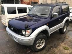 Toyota Land Cruiser Prado. KZJ90