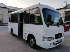 Hyundai County. Продаётся автобус, 19 мест