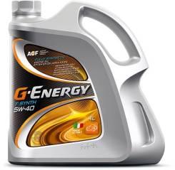 G-Energy. 5W-40, синтетическое, 4,00л.