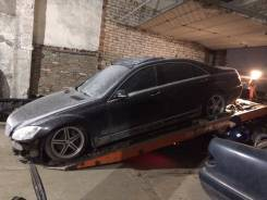 Mercedes-Benz S-Class. W221, M273