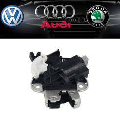 Замок багажника. Volkswagen: Passat, Eos, Jetta, XL1, Passat CC Audi: S6, S8, S5, S4, A8, A5, RS6, A4, A6, RS5, RS4 Seat Exeo, 3R2, 3R5 Двигатели: AXX...