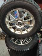Dunlop Grandtrek SJ7. Зимние, без шипов, 2013 год, 5%, 4 шт