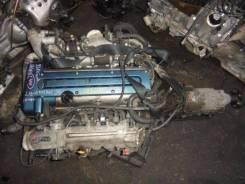 Двигатель+КПП TOYOTA 2JZ-GTE, 3000 куб.см Контрактная TOYOTA [193096]