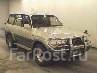 Toyota Land Cruiser. Птc HDJ81