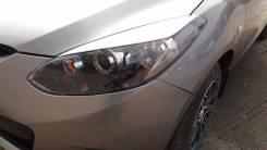 Защита фар прозрачная. Mazda Demio, DE3AS, DE3FS, DE5FS, DEJFS P3VPS, ZJVE, ZJVEM, ZYVE. Под заказ