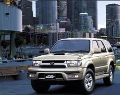 Toyota Hilux Surf. ПТС с железом на тойота хайлюкс сурф