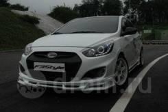 Обвес кузова аэродинамический. Ford Freestyle Hyundai Solaris
