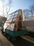 Аренда борт грузовика 4 WD с водит. , доставка, пирамида для окон