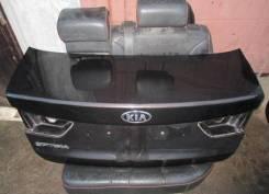 Крышка багажника. Kia Optima, JF Двигатели: G4KD, G4KF, G4KJ