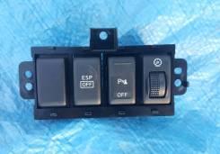 Кнопка антипробуксовочной системы. Renault Koleos, HY0 Двигатели: 2TR, M9R, MR20, QR25