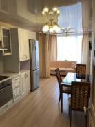 1-комнатная, улица Героев Варяга 2в. БАМ, частное лицо, 44кв.м. Кухня