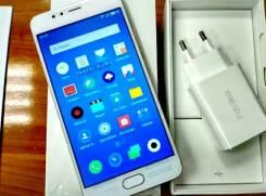 Meizu M5s. Б/у, 32 Гб, Бежевый, 4G LTE, Dual-SIM