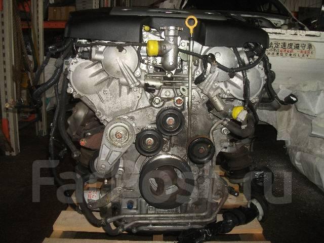 Двигатель Infiniti G37 3.7L VQ37VHR