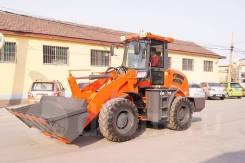 Bull SL930. Погрузчик фронтальный одноковшовый Bull SL 930, 3 000кг., Дизельный, 1,30куб. м.
