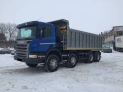 Scania P380. Самосвал 2012 год 8х4 сборка Швеция, 12 000куб. см., 33 200кг., 8x4