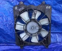Вентилятор охлаждения радиатора. Honda Civic, FA1, FA3, FA5, FD1, FD2, FD3, FD7, FG1, FG2, FK1, FK2, FK3, FN1, FN2, FN3, FN4 Honda Civic Hybrid, FD3 H...