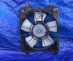 Вентилятор охлаждения радиатора. Honda Civic, FD2, FN3, FK1, FD3, FD1, FN4, FA3, FG1, FA1, FN1, FA5, FG2, FK3, FK2, FN2, FD7 Двигатели: K20A, K20Z3, R...