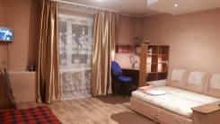 1-комнатная, улица Емельянова 7а. 14, 40кв.м. Вторая фотография комнаты