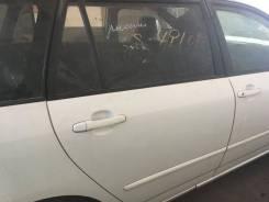 Дверь задняя правая Toyota Corolla Fielder NZE121