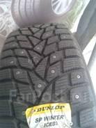Dunlop Grandtrek Ice02. зимние, шипованные, 2015 год, новый