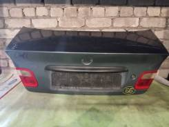Крышка багажника. BMW 3-Series, E46, E46/4, E46/5, E46/2, E46/2C, E46/3 M57D30TU, M47D20TU, M54B25, M52B25TU, M52B28TU, M43B19, M54B22, M54B30, M43B19...
