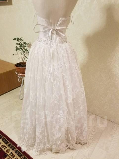 67816c83aca Продам свадебное платье б у. Кружево 2 - Свадебные платья
