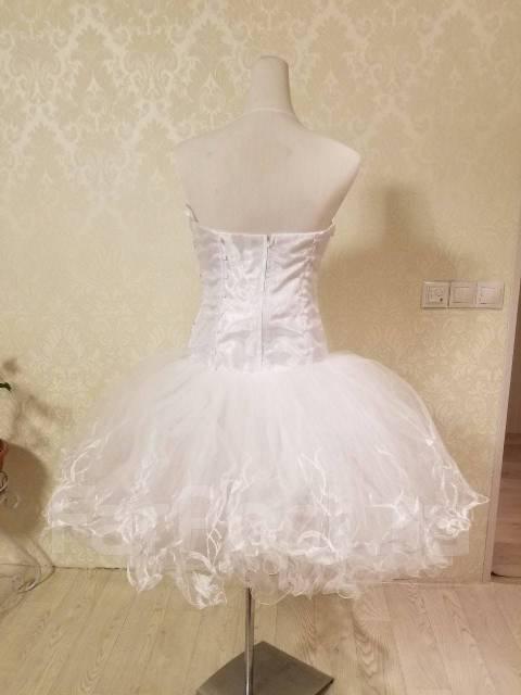67f2c058e0c Продам свадебное платье б у. Балерина - Свадебные платья