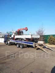 Услуги эвакуатора 15 тонн спец-буксир
