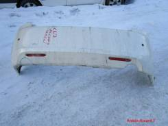 Бампер Honda Accord 7 (Хонда Аккорд) CL9, CL7