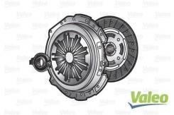 Комплект сцепления Valeo (корзина+диск+выжимной) Subaru Forester SF5 30502-AA051, FJK2018