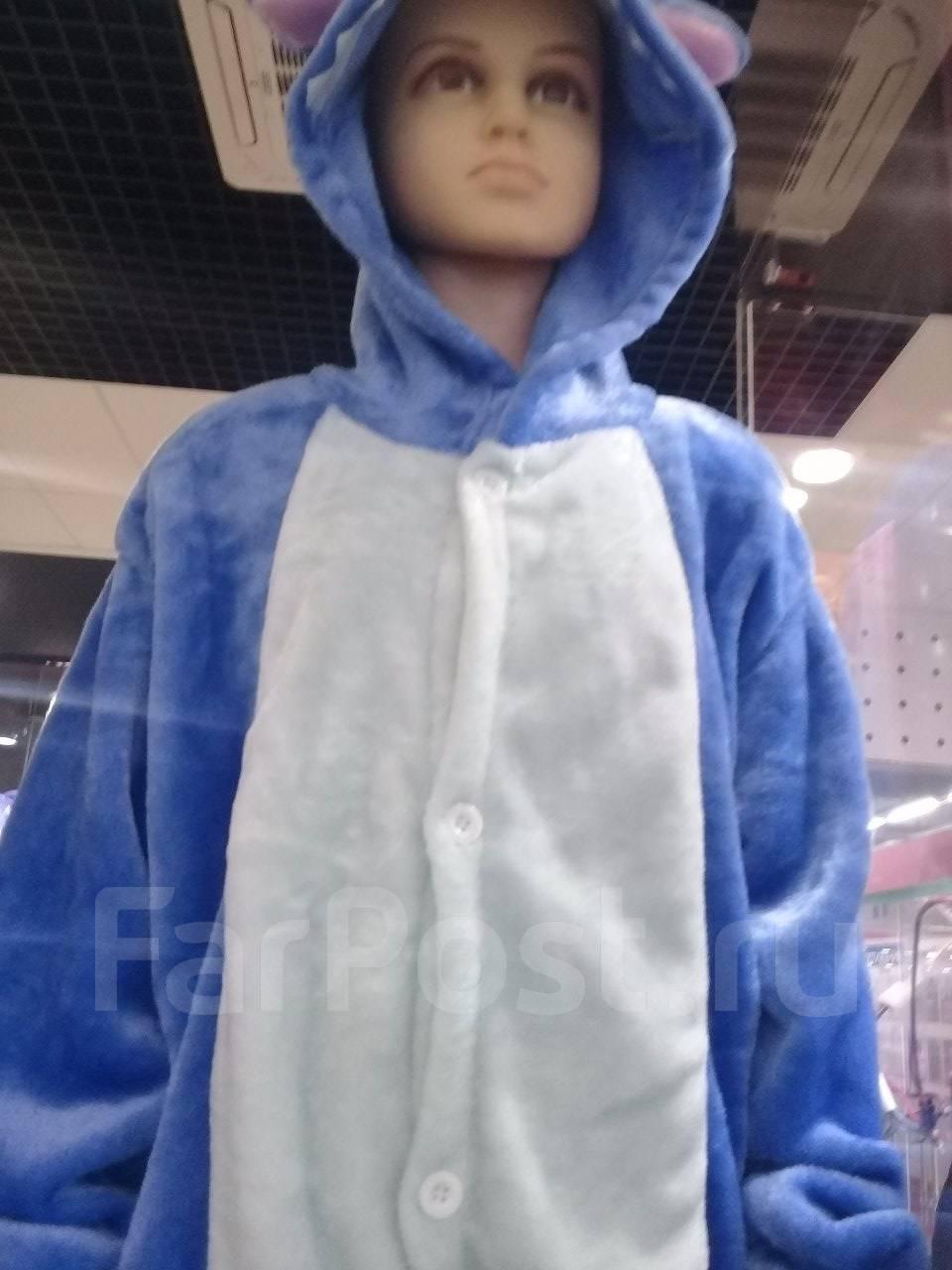 Пижама кигуруми одежда eb8f81212d428
