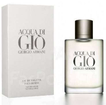 Духи мужские Giorgio Armani - Acqua di Gio Essens 50мл - Парфюмерия ... 511fea8266e87