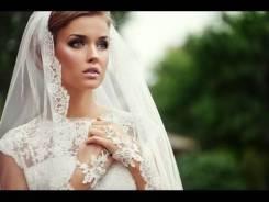 Свадебный макияж + прическа от 2500